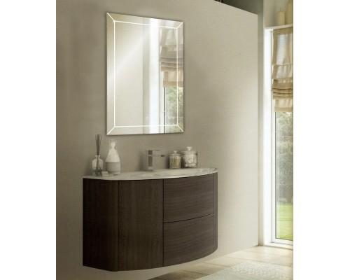 Зеркало с ЛЕД подсветкой в ванную комнату Айрис